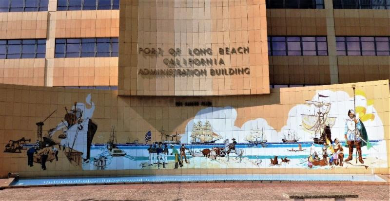 Port Mural