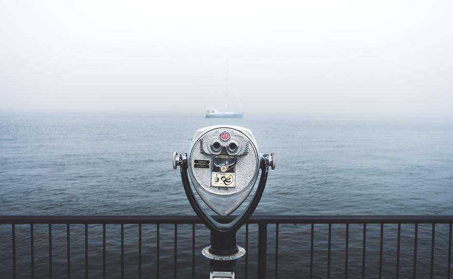 june gloom foggy day