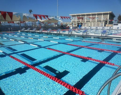 Belmont Outdoor Pool - Long Beach