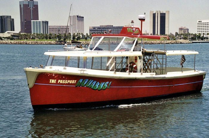 Long Beach AquaBus