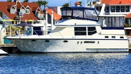 dockside boat