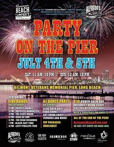 4th of July in Long Beach