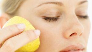 lemons - skin