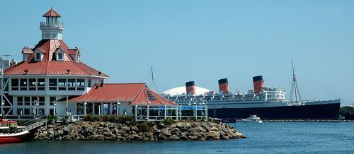 Parker's Light House and The Queen Mary