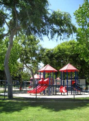 Wardlow park - Long Beach