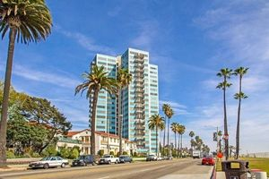Galaxy Condos on Ocean Blvd. Long Beach, Ca