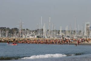 Long Beach Junior Lifeguard - Stud Ironman