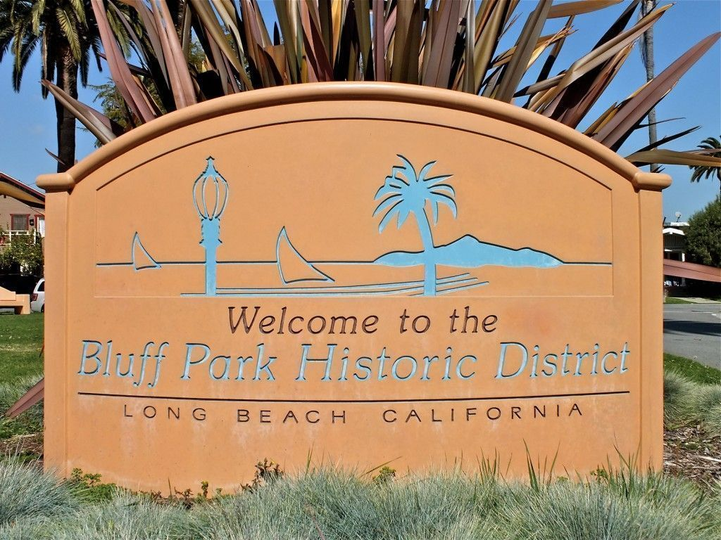 Bluff Park, Long Beach, CA