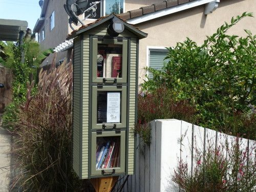 Free Little Library - Rose Park