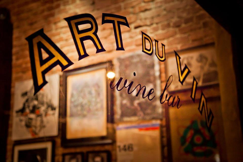 art de vin logo