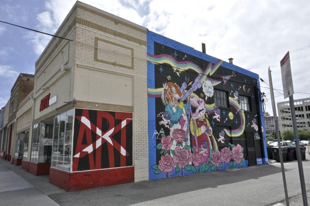 East Village Arts District, Long Beach, CA