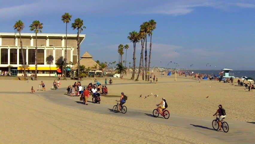 Biking for Free in Long Beach, Ca