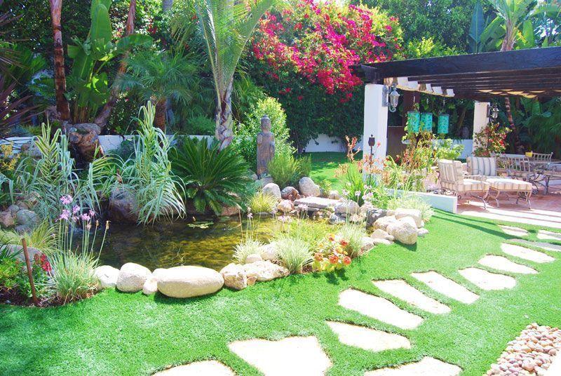 garden to lawn