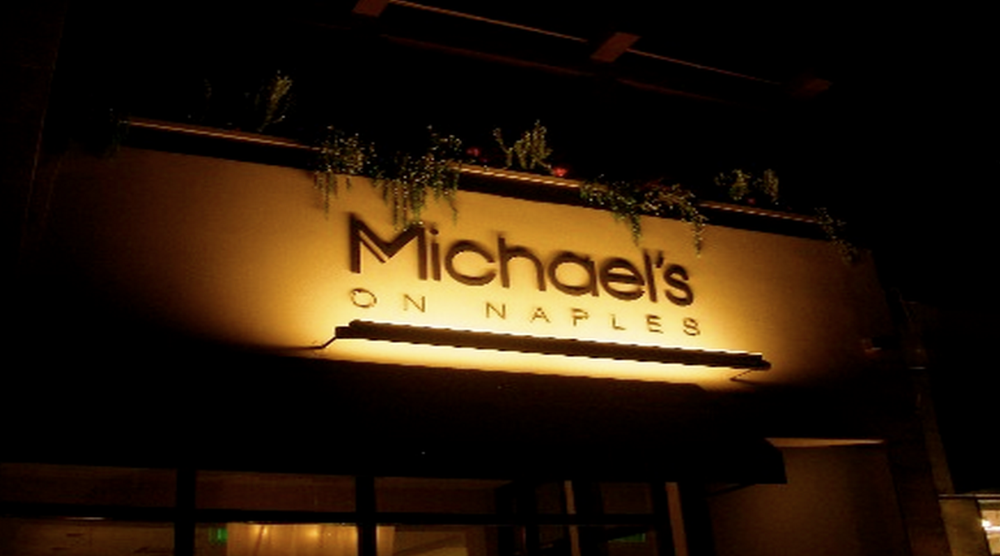 Photo: Michael's on Naples Ristorante/Facebook