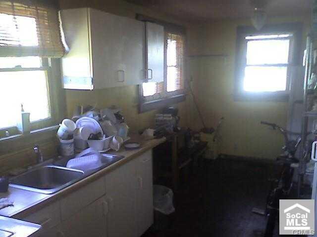 "kitchen ""before"" 401 Newport Avenue"