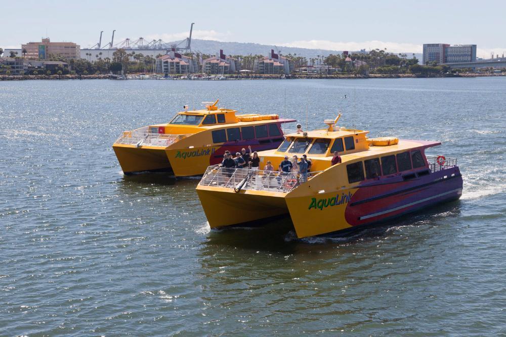 Long Beach Ca Water Taxi Schedule