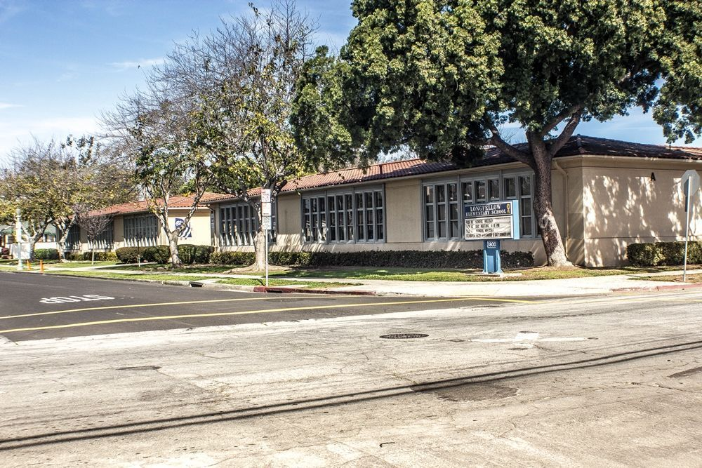 California Heights Longfellow Elementary School
