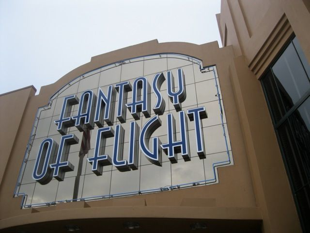 Polk City Fantasy of Flight