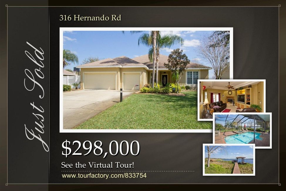 Central Florida Lakefront Real Estate