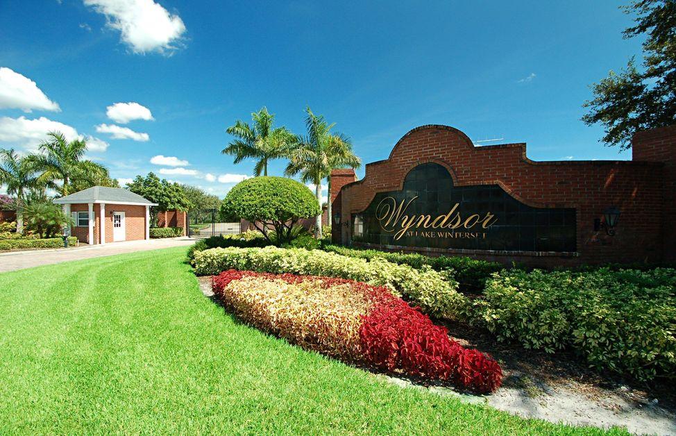 Wyndsor at Lake Winterset Winter Haven Florida