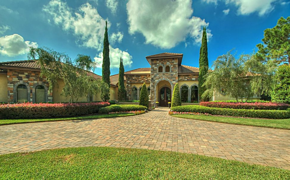 Central Florida Million Dollar Homes