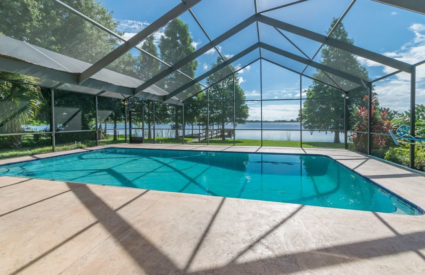 Winter Haven Lakefront Home