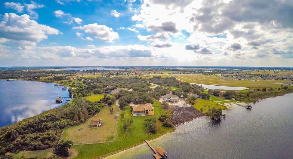 Drone Real Estate Winter Haven Florida