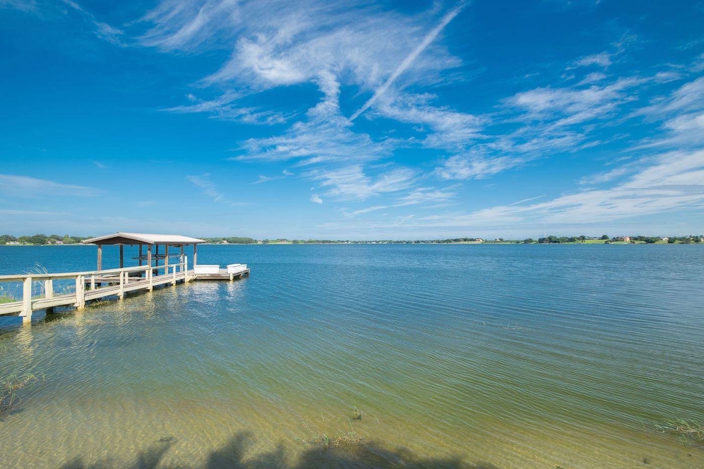 Bartow lakefront