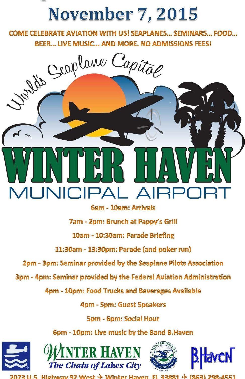 Winter Haven Seaplane