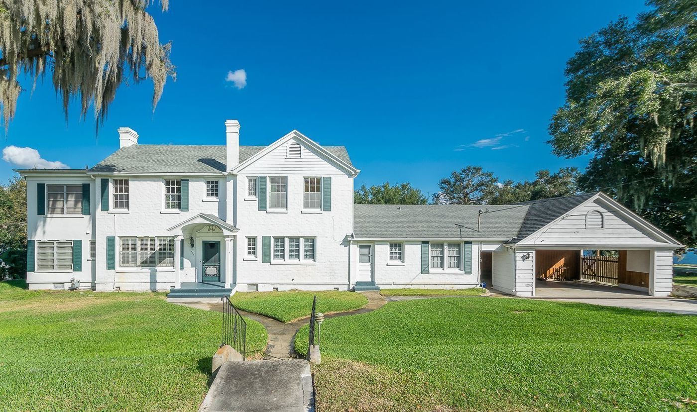 Central Florida Historic Homes for Sale