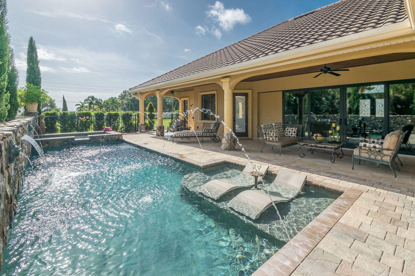 pool homes
