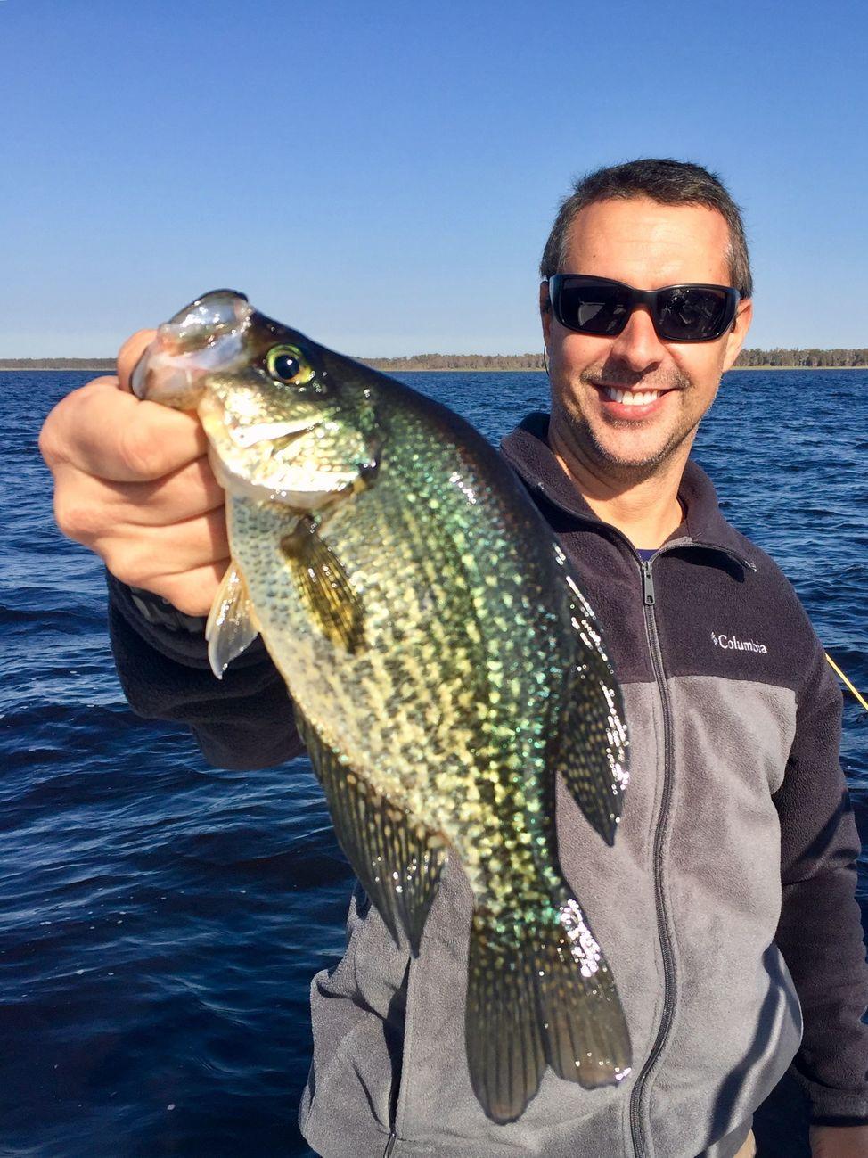 Great Spec Fishing