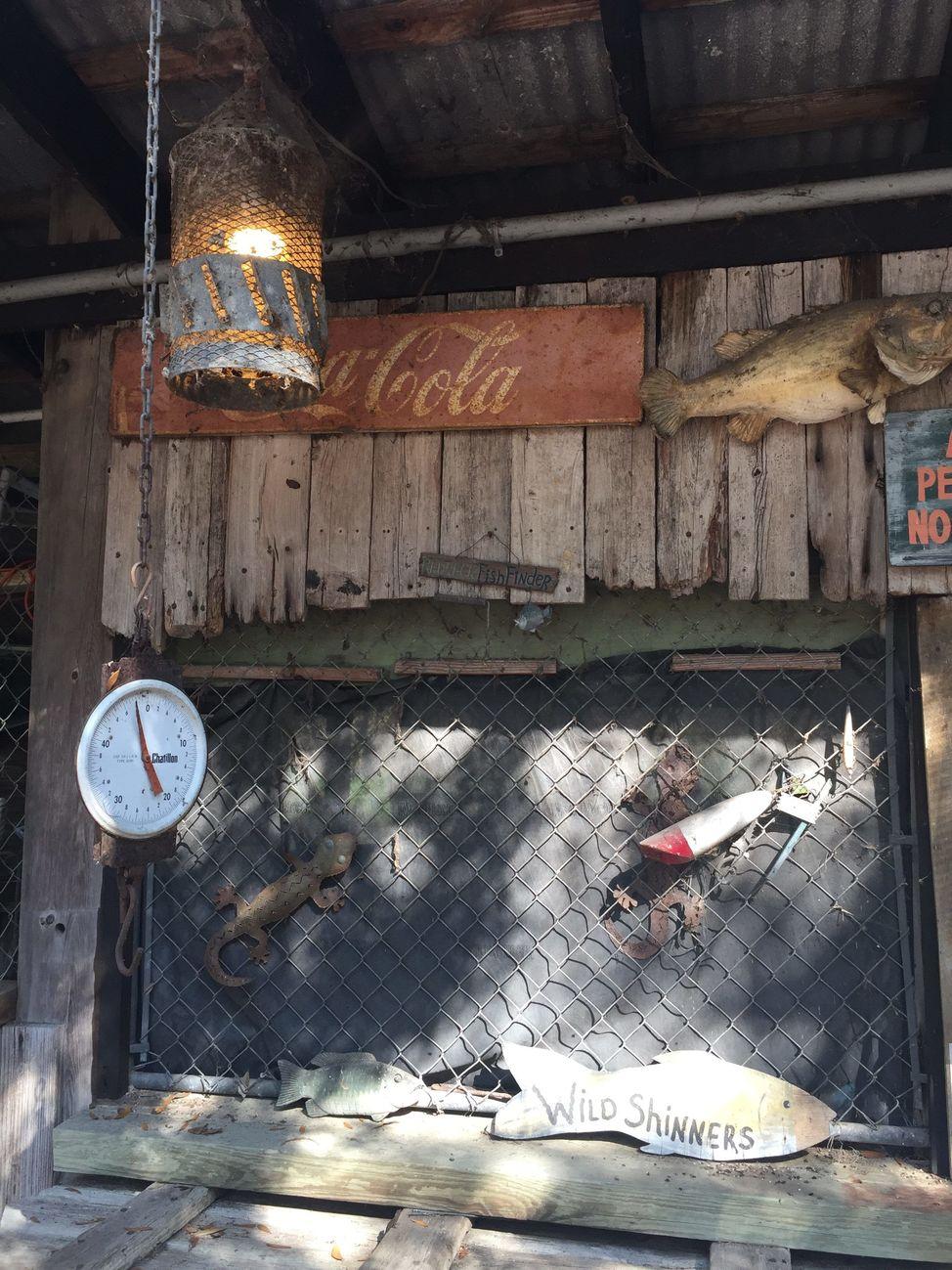 Fishing Village Feel