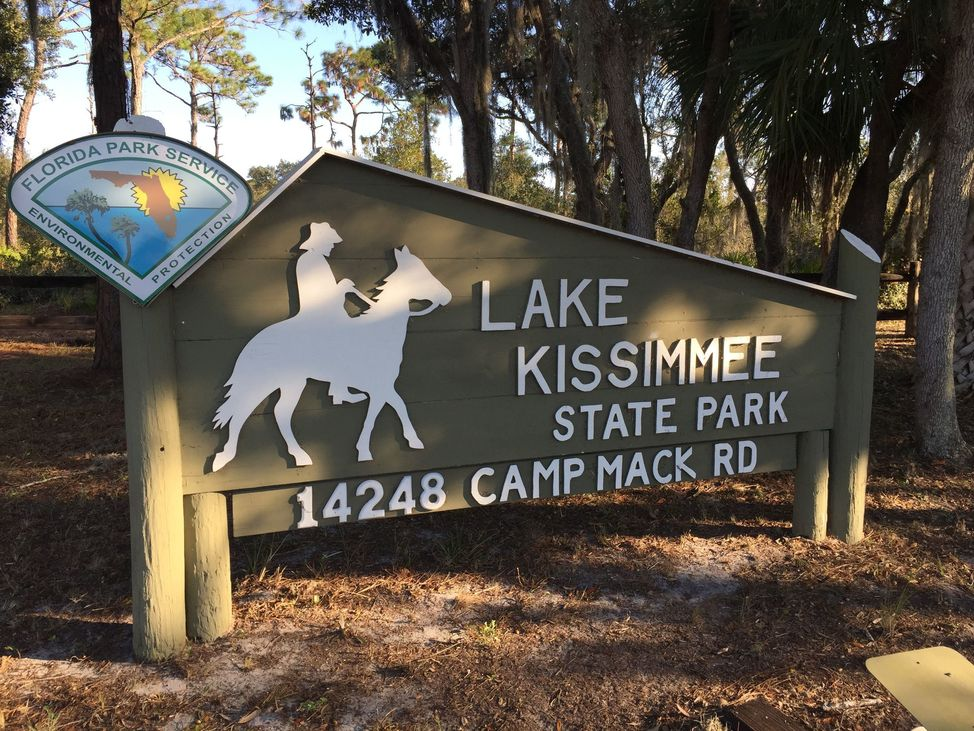 Lake Kissimmee State Park