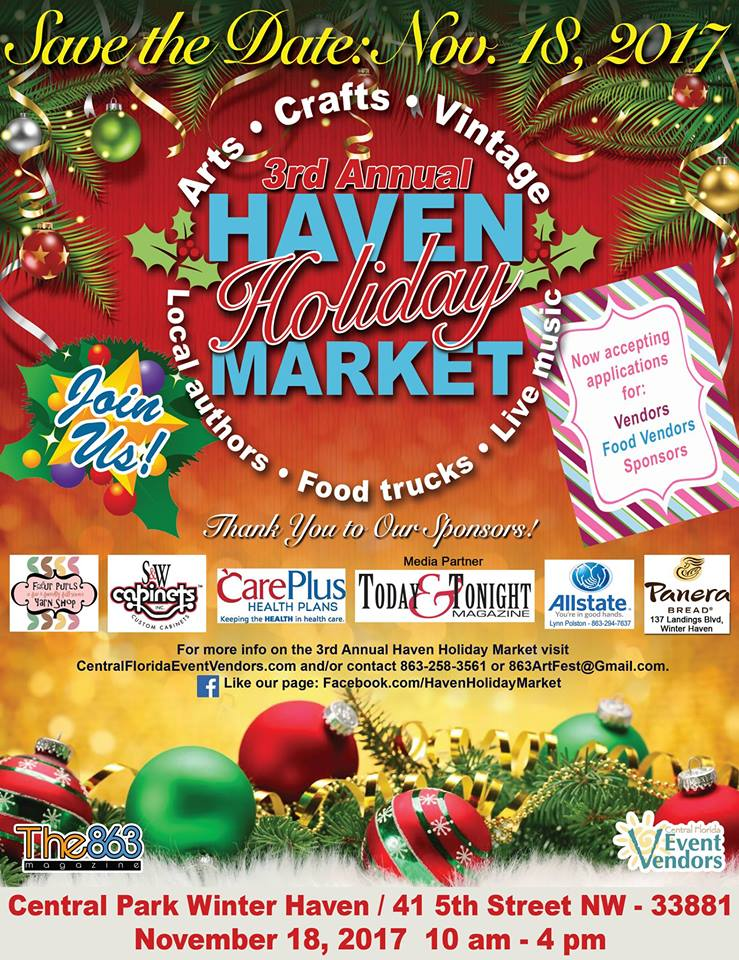 Haven Holiday Market 2017