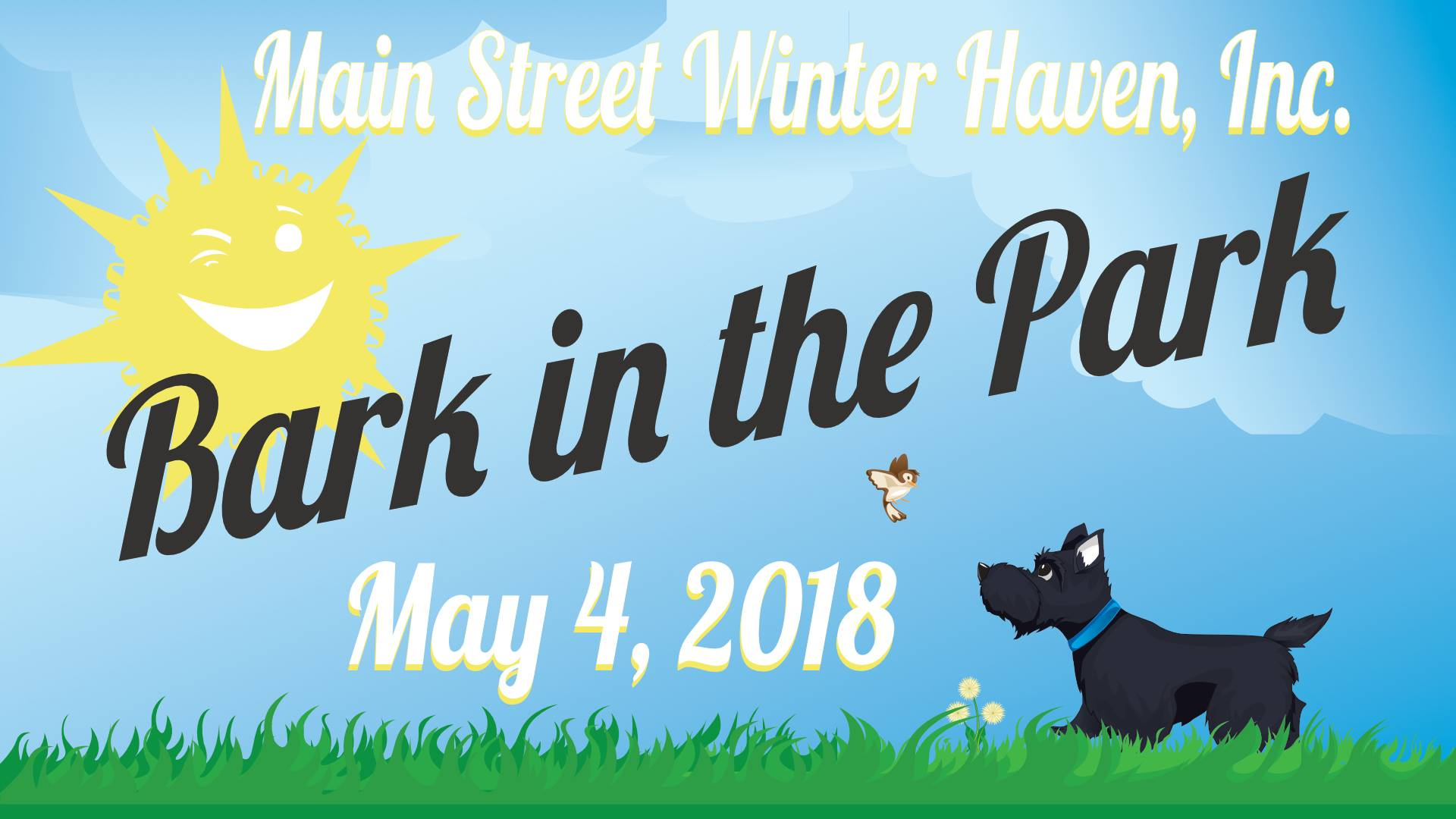 Bark in the Park Winter Haven