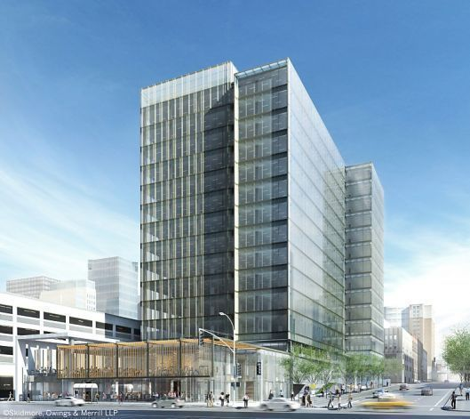 Proposed 680 Folsom design