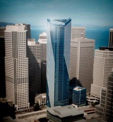 Awarded Millennium Tower in SF