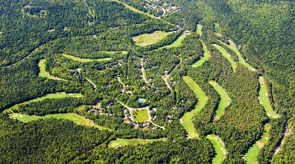 village-on-the-green-aerial