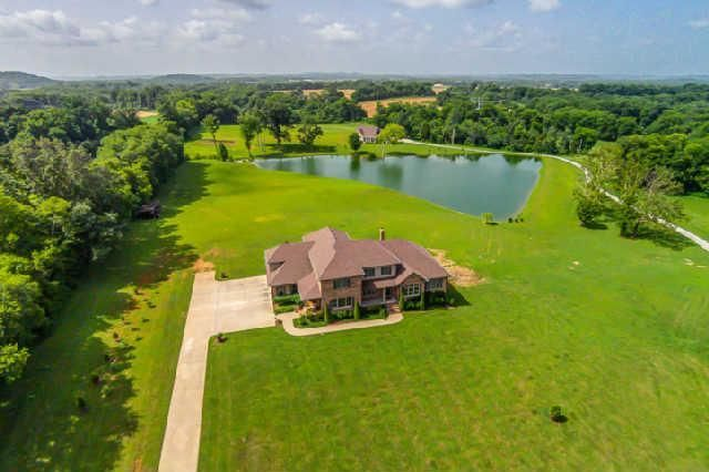 Maury County Waterfront Homes For Sale