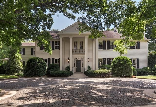 Nashville Historic Homes For Sale