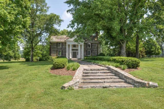Franklin Log Homes