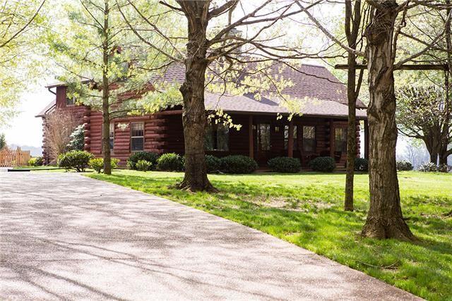 Cheatham County Log Homes