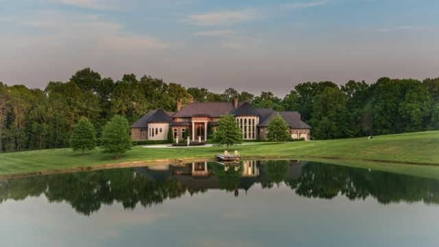 Robertson County Waterfront Homes For Sale