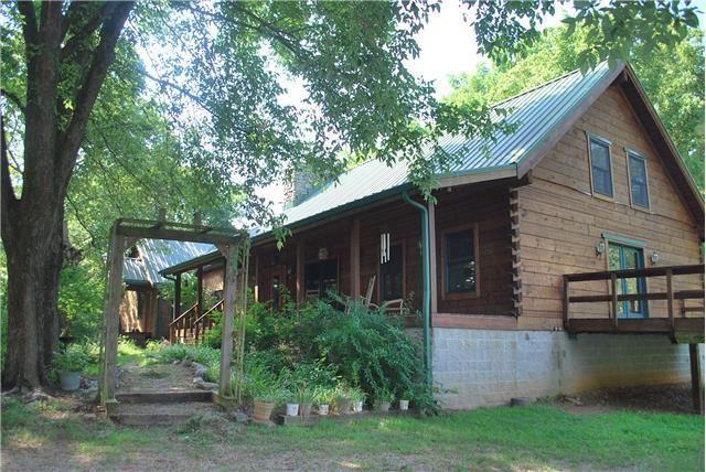 Robertson County Log Homes