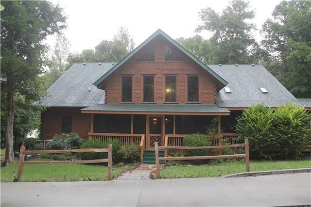 Ashland City Log Homes
