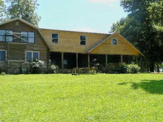 Davidson County Log Homes