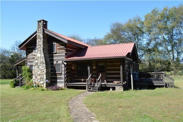 Maury County Log Homes