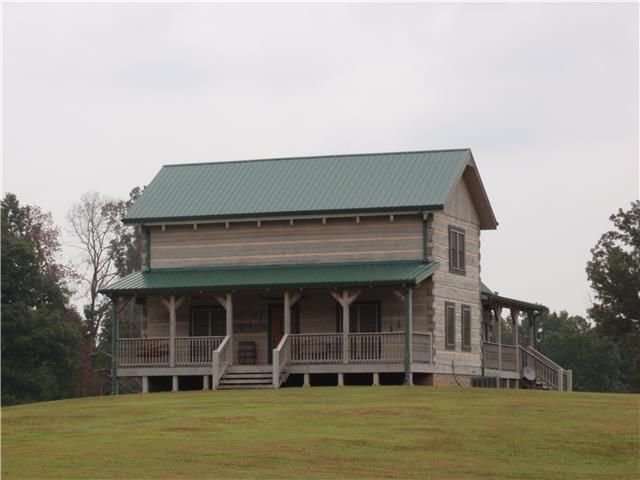 Hickman County Log Homes