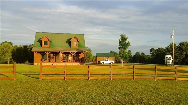 Westmoreland Log Homes